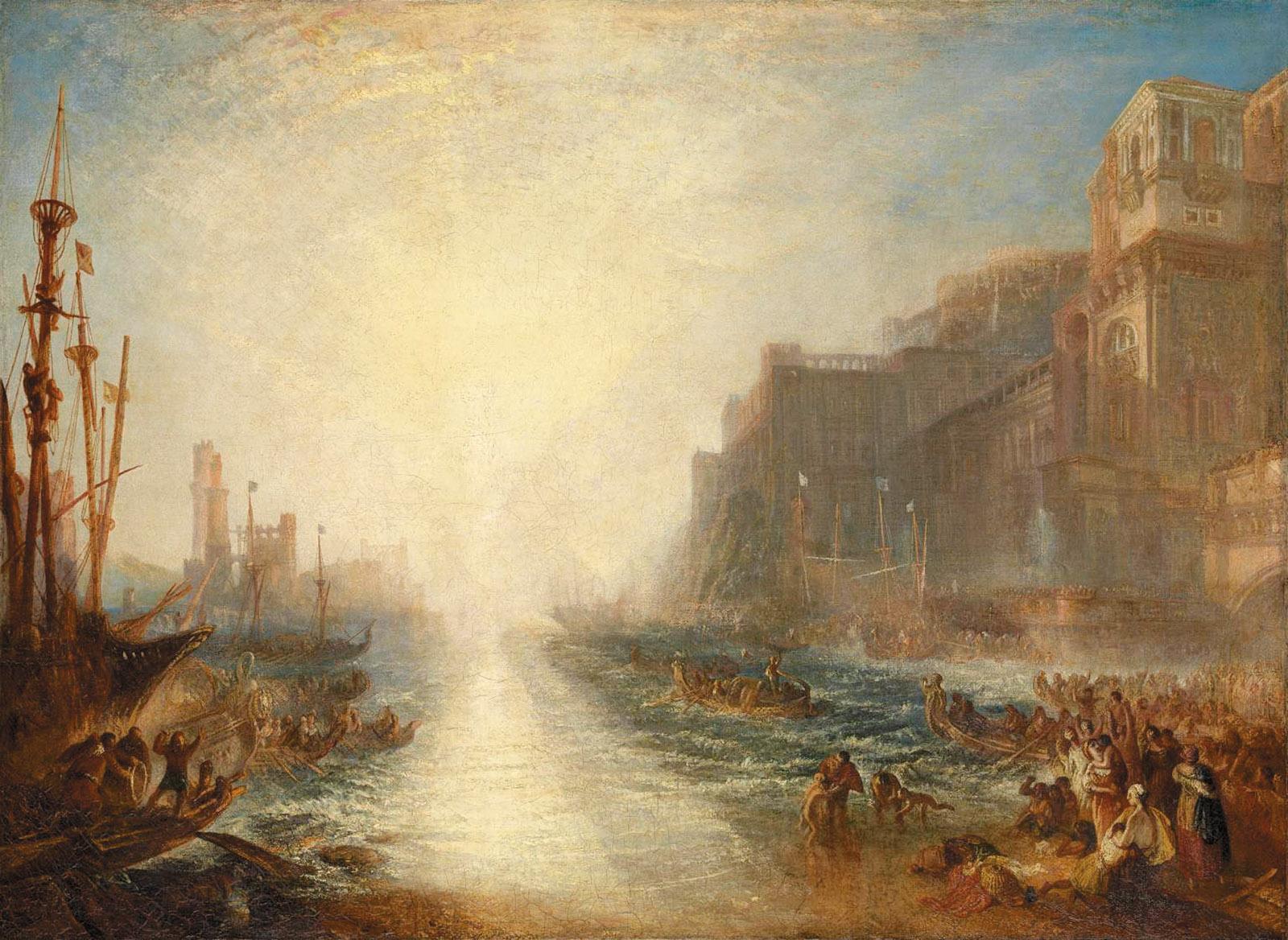 J.M.W. Turner: Regulus, 1828/1837