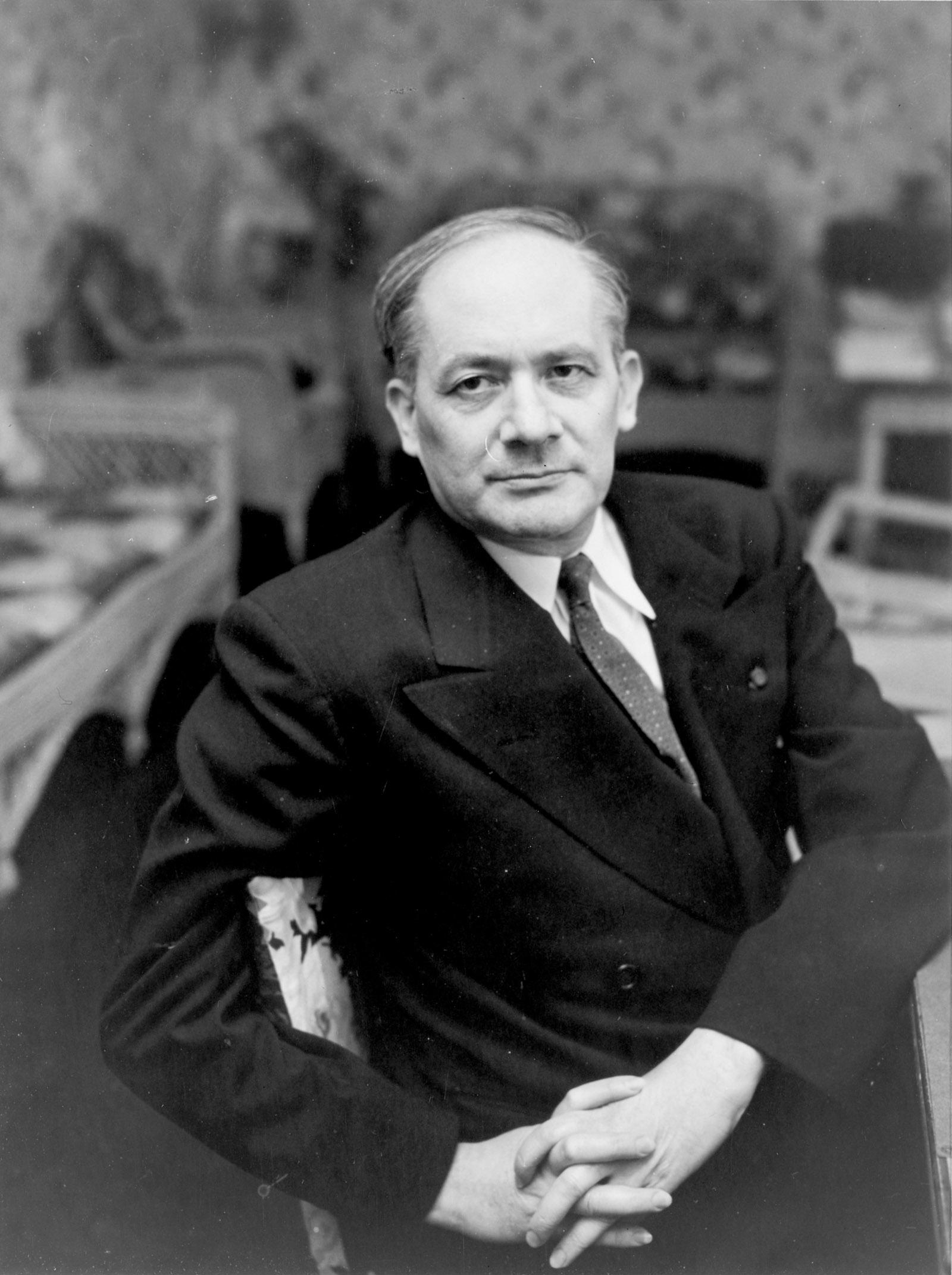 Rafael Lemkin, 1951