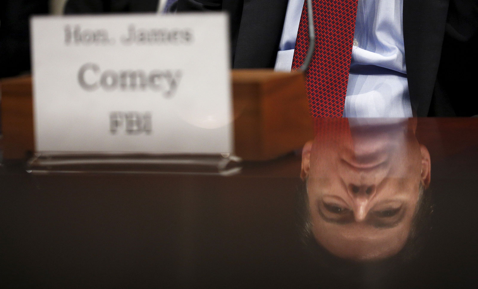 FBI Director James Comey, Washington, D.C., February 25, 2016