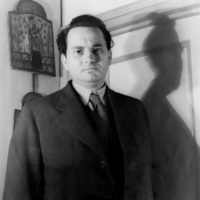 Thomas Wolfe, April 1937; photograph by Carl Van Vechten