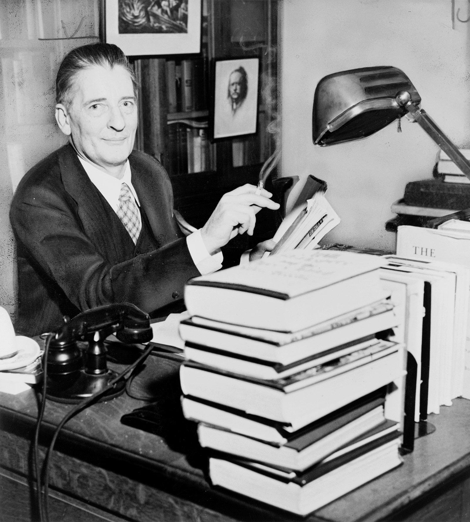 Maxwell Perkins, 1943