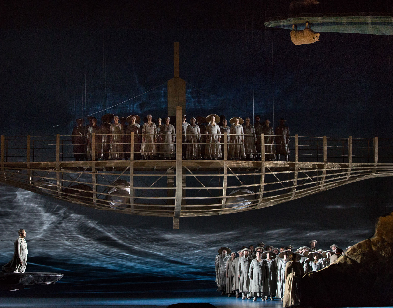 A scene from Guillaume Tell, 2016