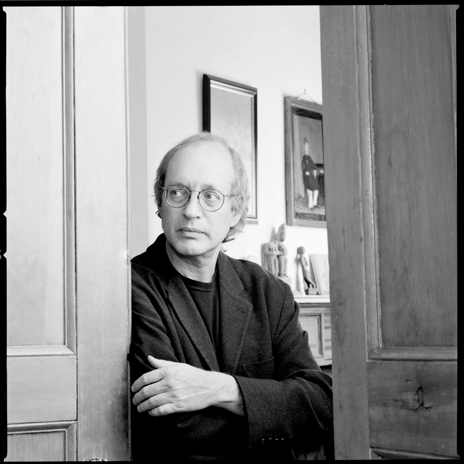 Eliot Weinberger, New York City, circa 2000