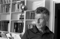 Samuel Beckett, Paris, 1964; photograph by Henri Cartier-Bresson