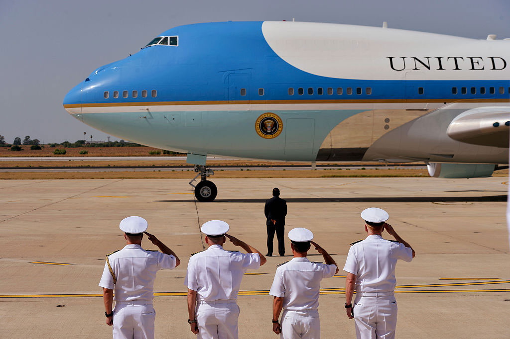 Rota naval base, Spain, July 10, 2016
