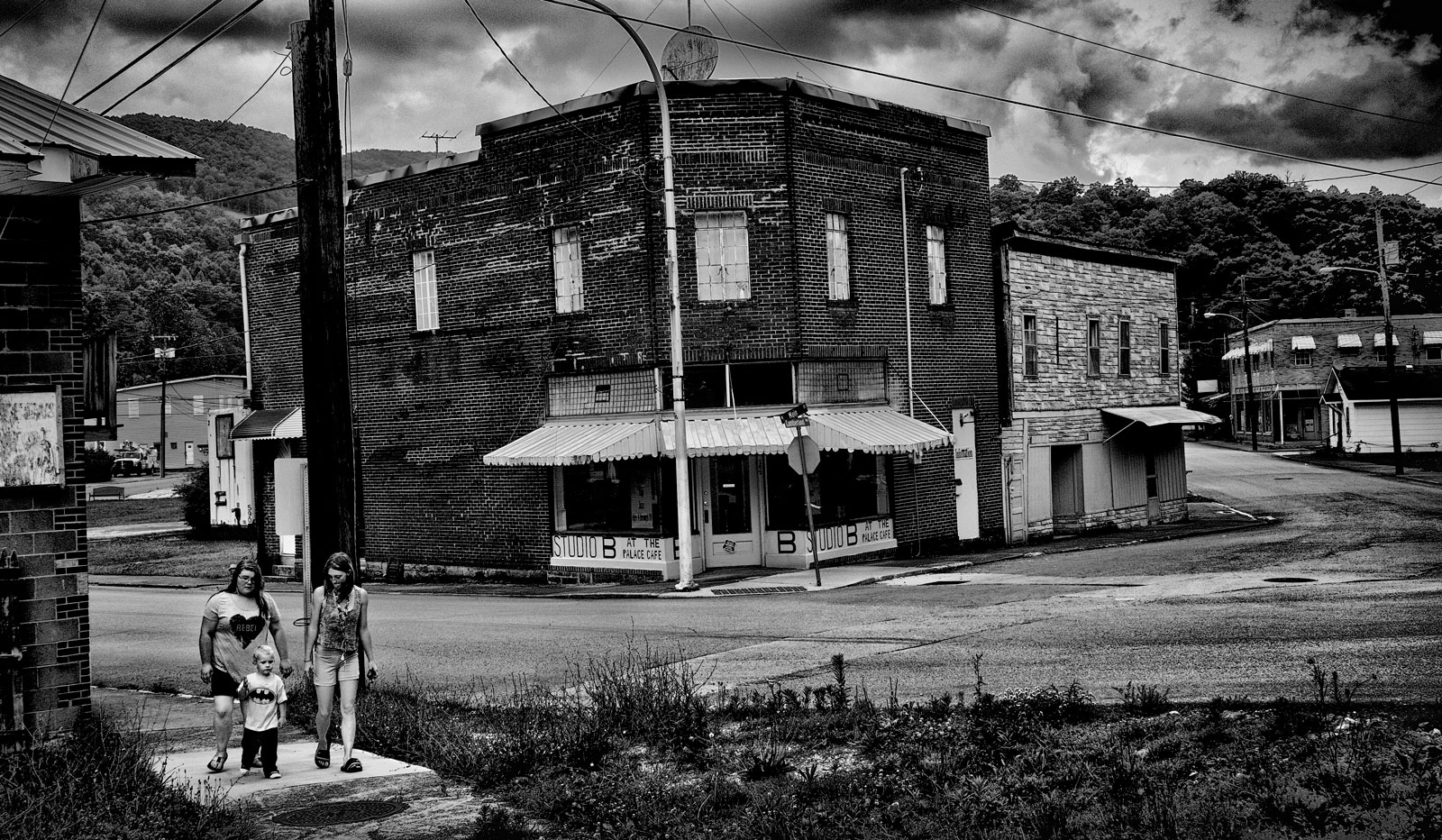 Harlan County, Cumberland, Kentucky, 2015