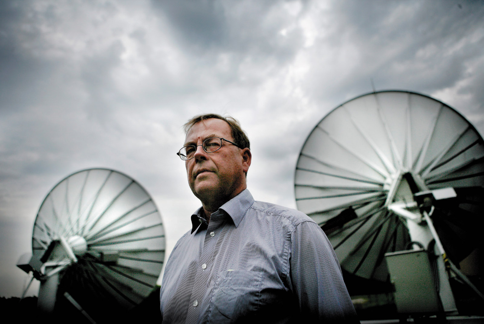 Ingvar Åkesson, director of Sweden's National Defense Radio Establishment (FRA) from 2003 to 2013. In April 2013, he participated in a secret three-day meeting with then NSA Director Keith Alexander in Fort Meade, Maryland, to discuss Sweden's growing importance to the NSA.