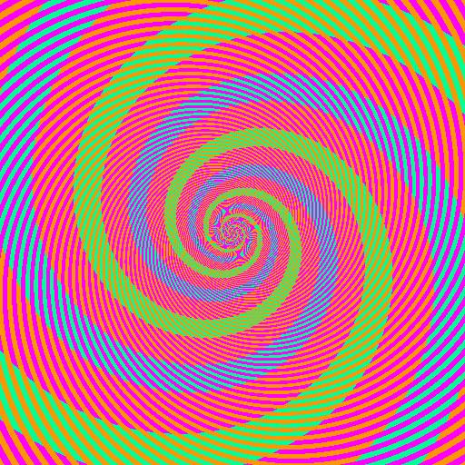 Kitaoka's illusion