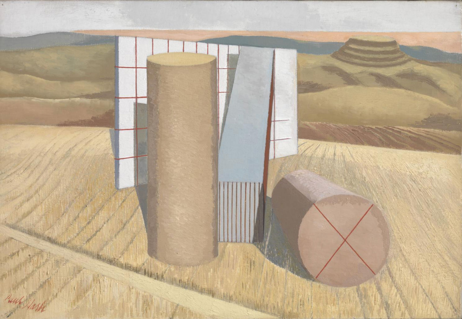 Paul Nash: Equivalents for the Megaliths, 1935