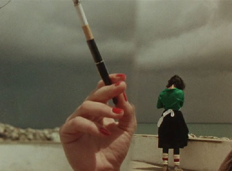 A scene from Raúl Ruiz's City of Pirates, 1983