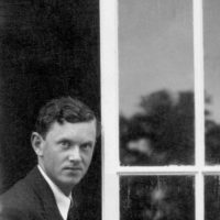 Evelyn Waugh, 1920s; photograph by Cecil Beaton