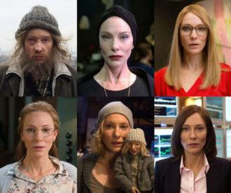 Cate Blanchett in Julian Rosefeldt's Manifesto, 2015