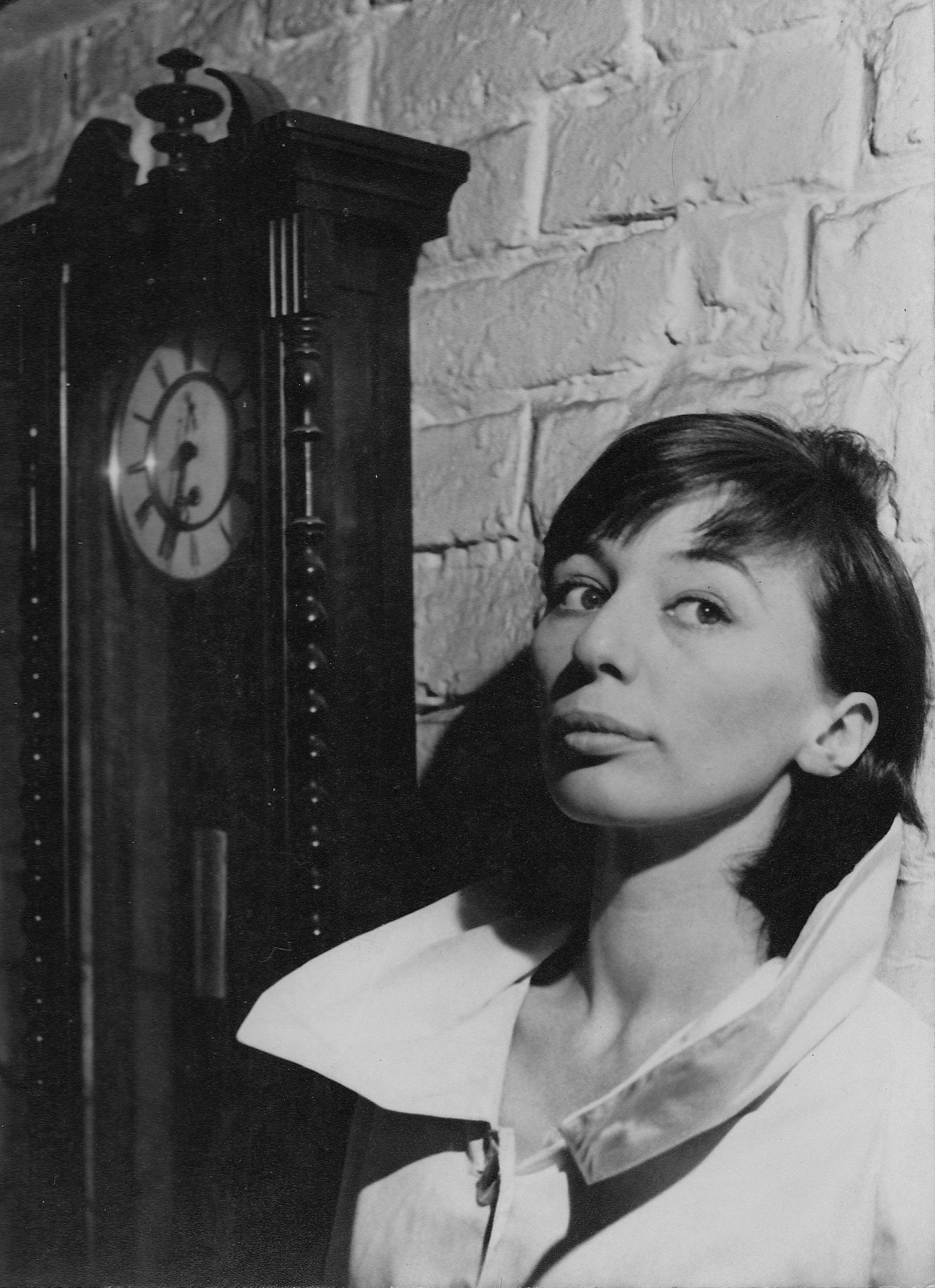 Beryl Bainbridge, London, circa 1959