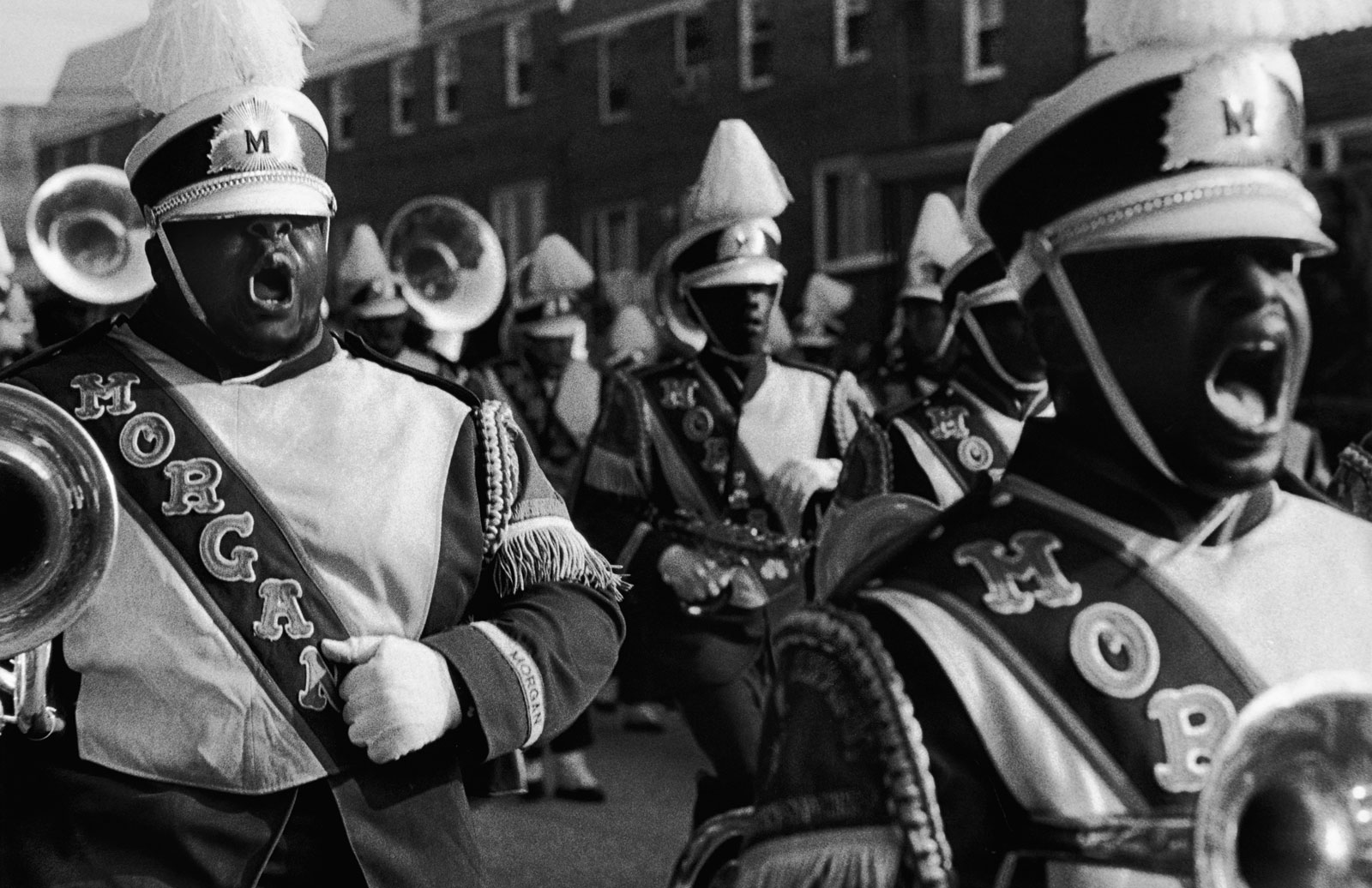 The Thrill of the Black Marching Band  b4d12f79d51