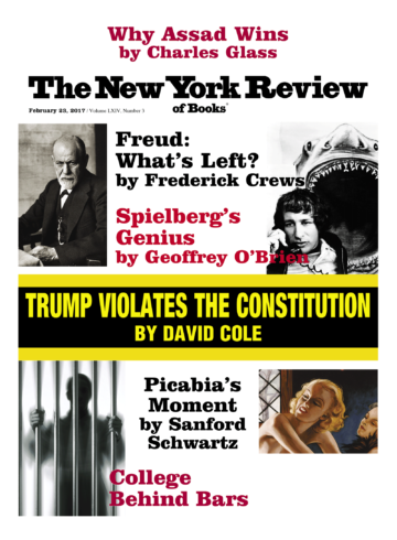 Image of the February 23, 2017 issue cover.