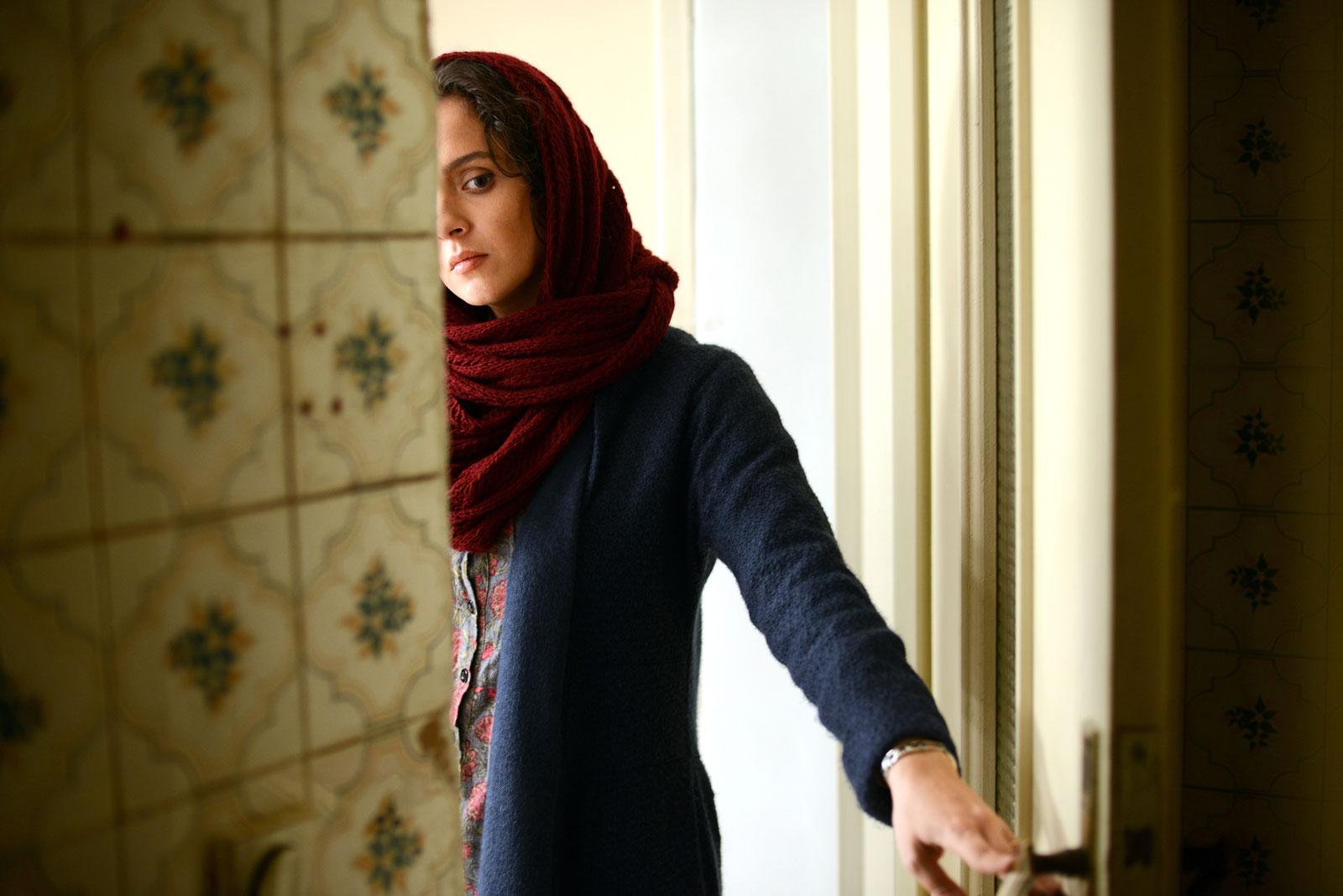 Taraneh Alidoosti as Rana in Asghar Farhadi's The Salesman, 2016