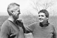 Philip and Daniel Berrigan, 1970