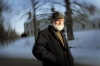 Nicholson Baker, South Berwick, Maine, February 2008