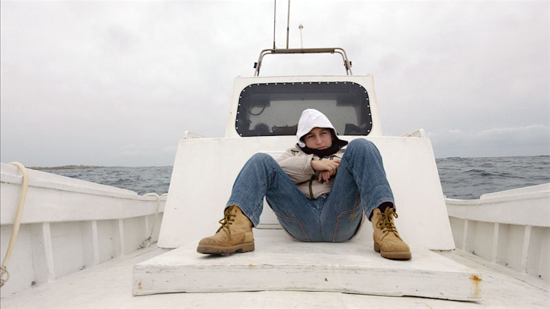 Samuele Pucillo, Fire at Sea, 2016