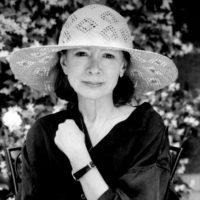 Joan Didion, Los Angeles, May 1987