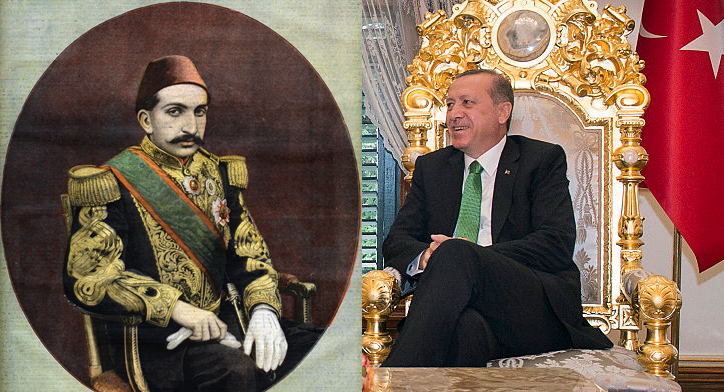 Turkey the return of the sultan by christopher de bellaigue nyr daily the new york review - Les sultans de l empire ottoman ...
