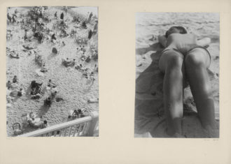 Biarritz, August 1929; Ascona, August 1930