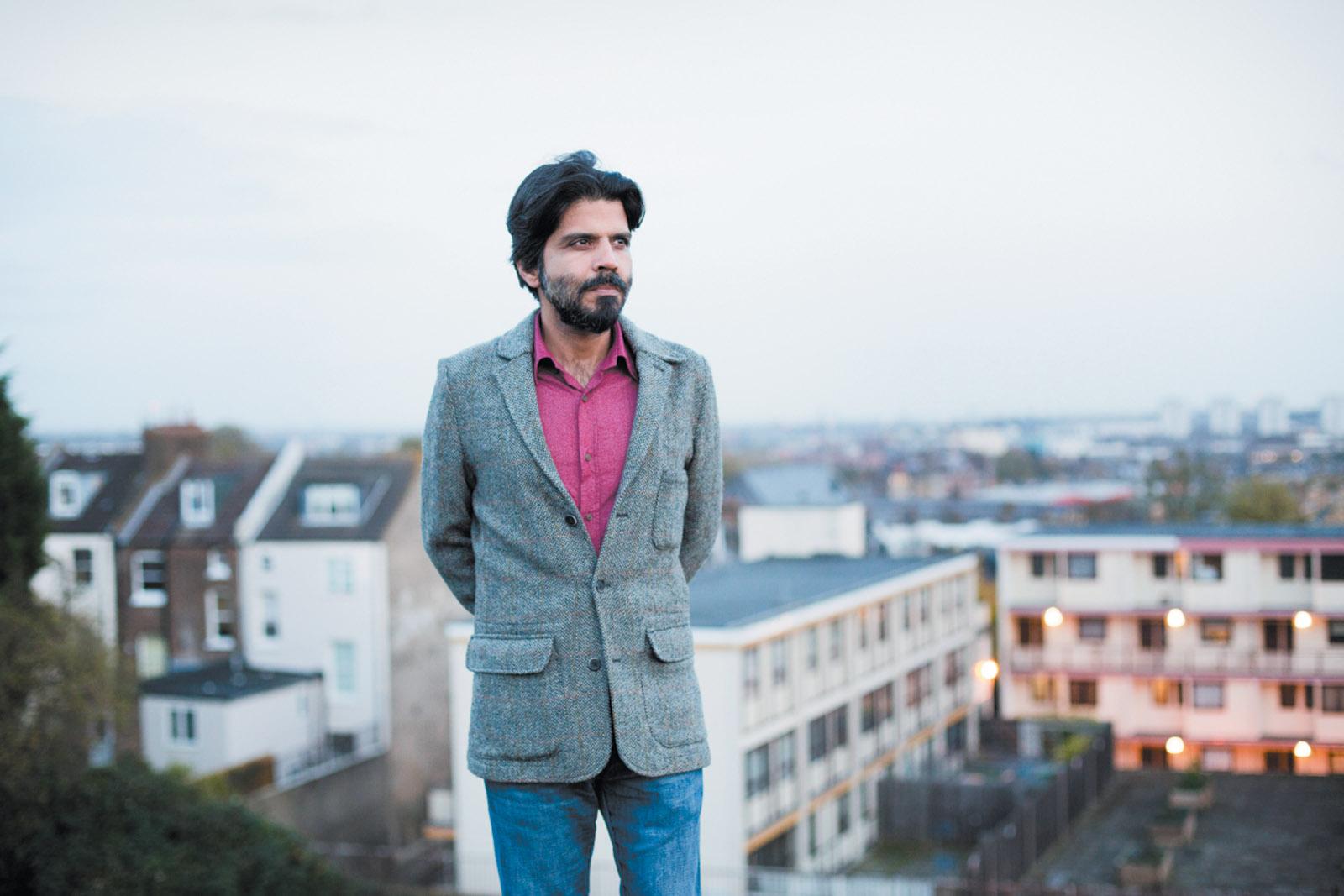 Pankaj Mishra, London, November 2014