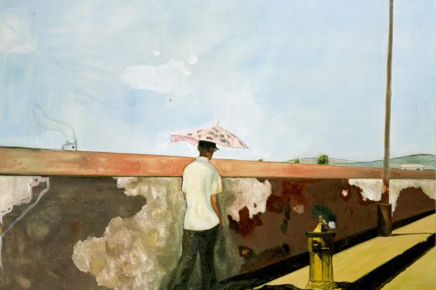 Peter Doig: <i>Lapeyrouse Wall</i>, 2004