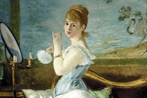 Édouard Manet: Nana, 1877
