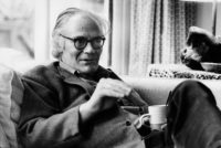 Robert Lowell, Cambridge, Massachusetts, 1977