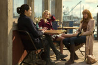 Shailene Woodley as Jane, Reese Witherspoon as Madeline, and Nicole Kidman as Celeste, in Jean-Marc Vallée's Big Little Lies, 2017