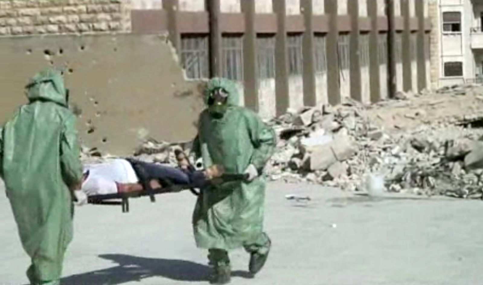 A Doctor in Syria | by Mohamad Katoub | NYR Daily | The ...