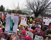 The Women's March, Washington, D.C., January 2017