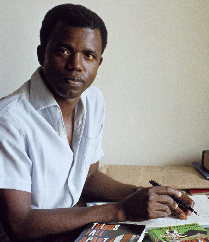 Things Fall Apart Author: The Achievement Of Chinua Achebe