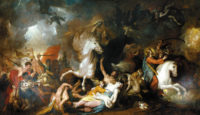 Benjamin West: Death on the Pale Horse, 1817