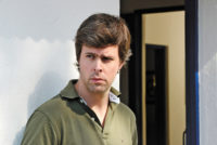 David Szalay at the museum and former home of the poet Julio Flórez, Usiacurí, Colombia, January 2014