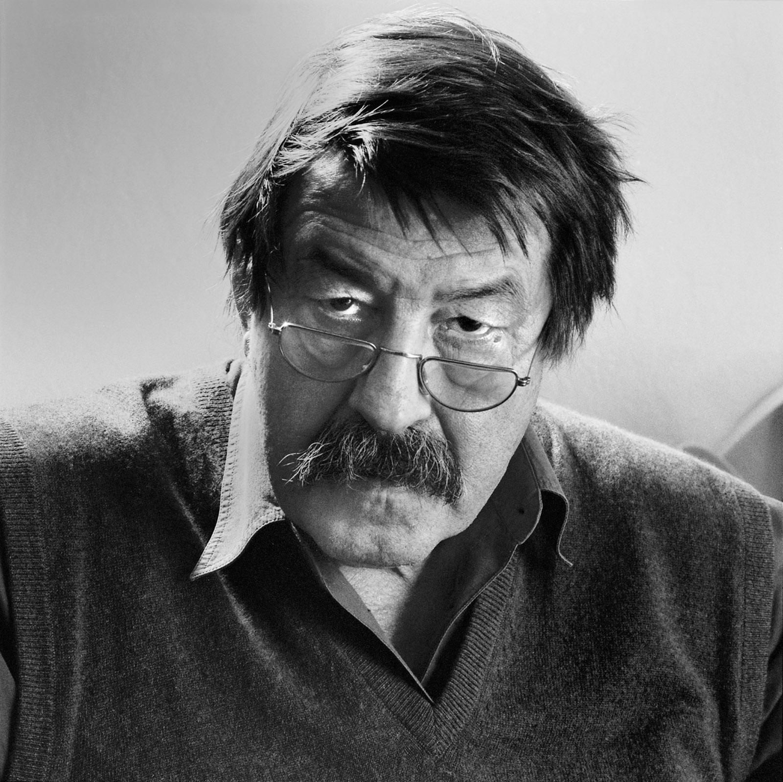 Günter Grass, Berlin, 1993