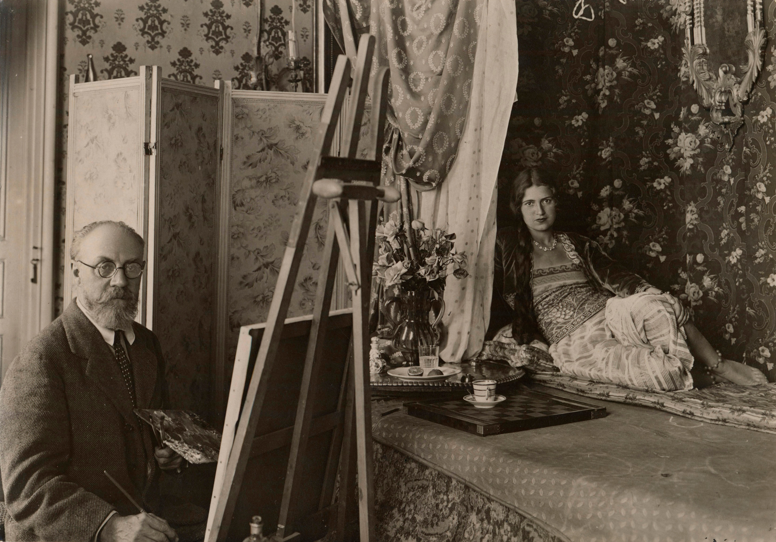 Photograph: Matisse: The Joy Of Things