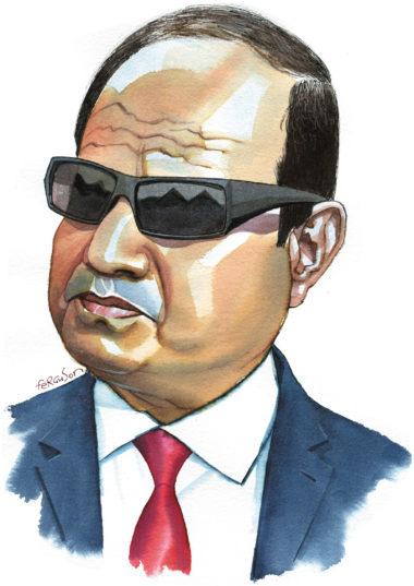 Abdel Fattah el-Sisi