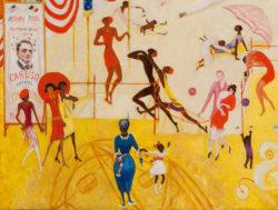 Florine Stettheimer: Asbury Park South, 1920