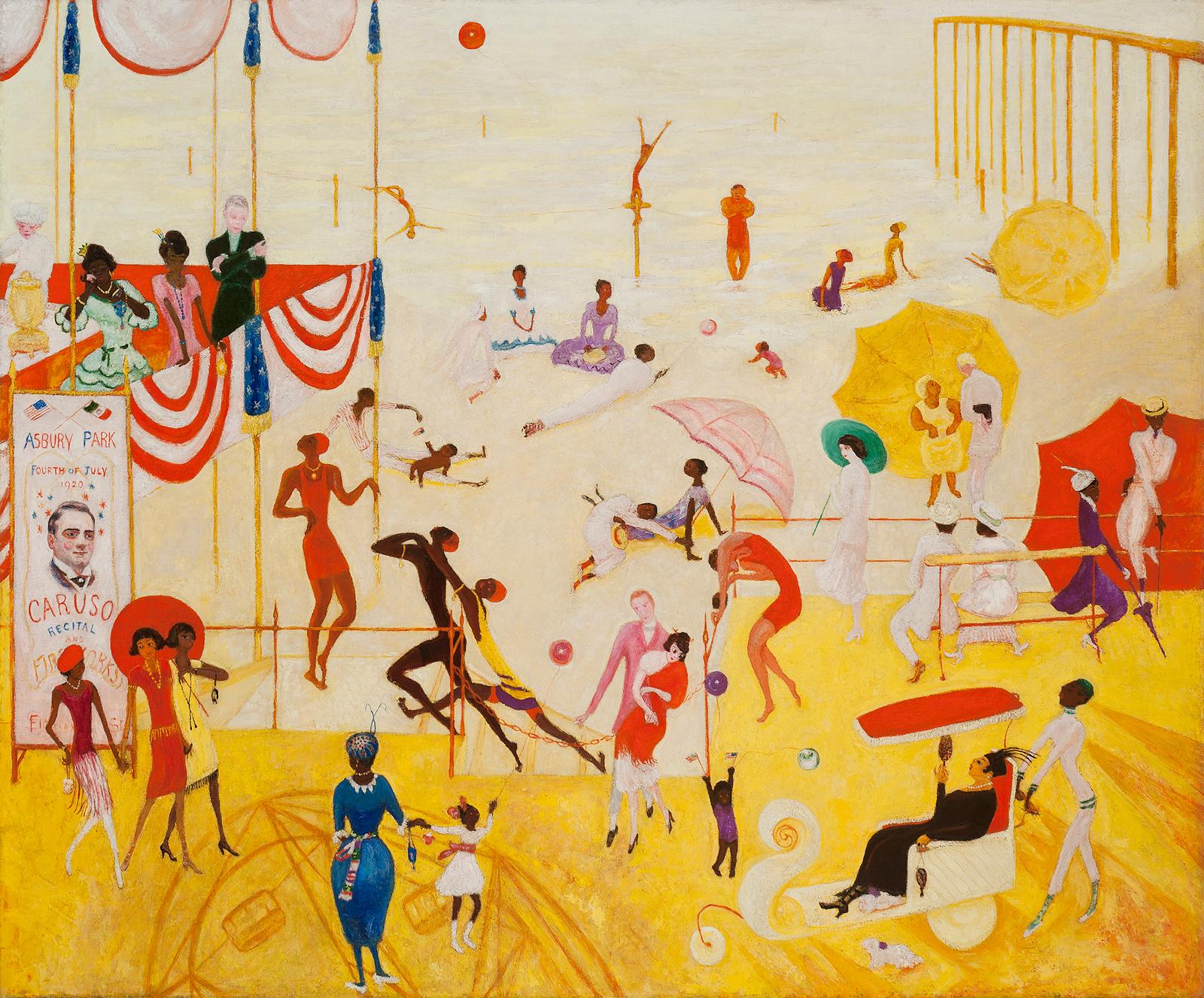 Vintage Bendel S Painting