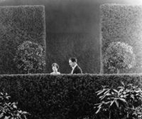 May McAvoy as Lady Windermere and Ronald Colman as Lord Darlington in Ernst Lubitsch's silent film adaption of Oscar Wilde's Lady Windermere's Fan, 1925