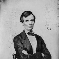 Abraham Lincoln, Springfield, Illinois, August 1860