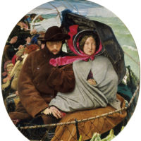 Ford Maddox Brown: The Last of England, 1852–1855