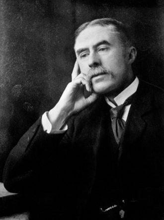 A.E. Housman, circa 1900
