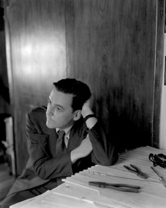 Henry Green; photograph by Cecil Beaton