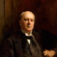 John Singer Sargent: Henry James, 1913