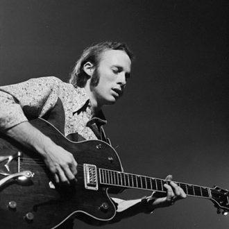 Stephen Stills performing on the Dutch television program Toppop, 1972