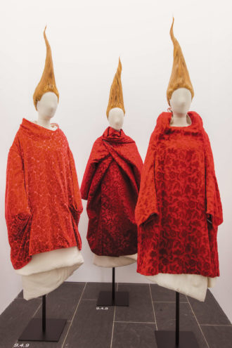 Clothes/Not Clothes: War/Peace, from 'Rei Kawakubo/Comme des Garçons: Art of the In-Between'