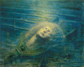 Jean Delville: The Death of Orpheus, 1893